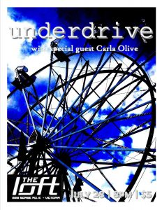 Underdrive and Carla Olive